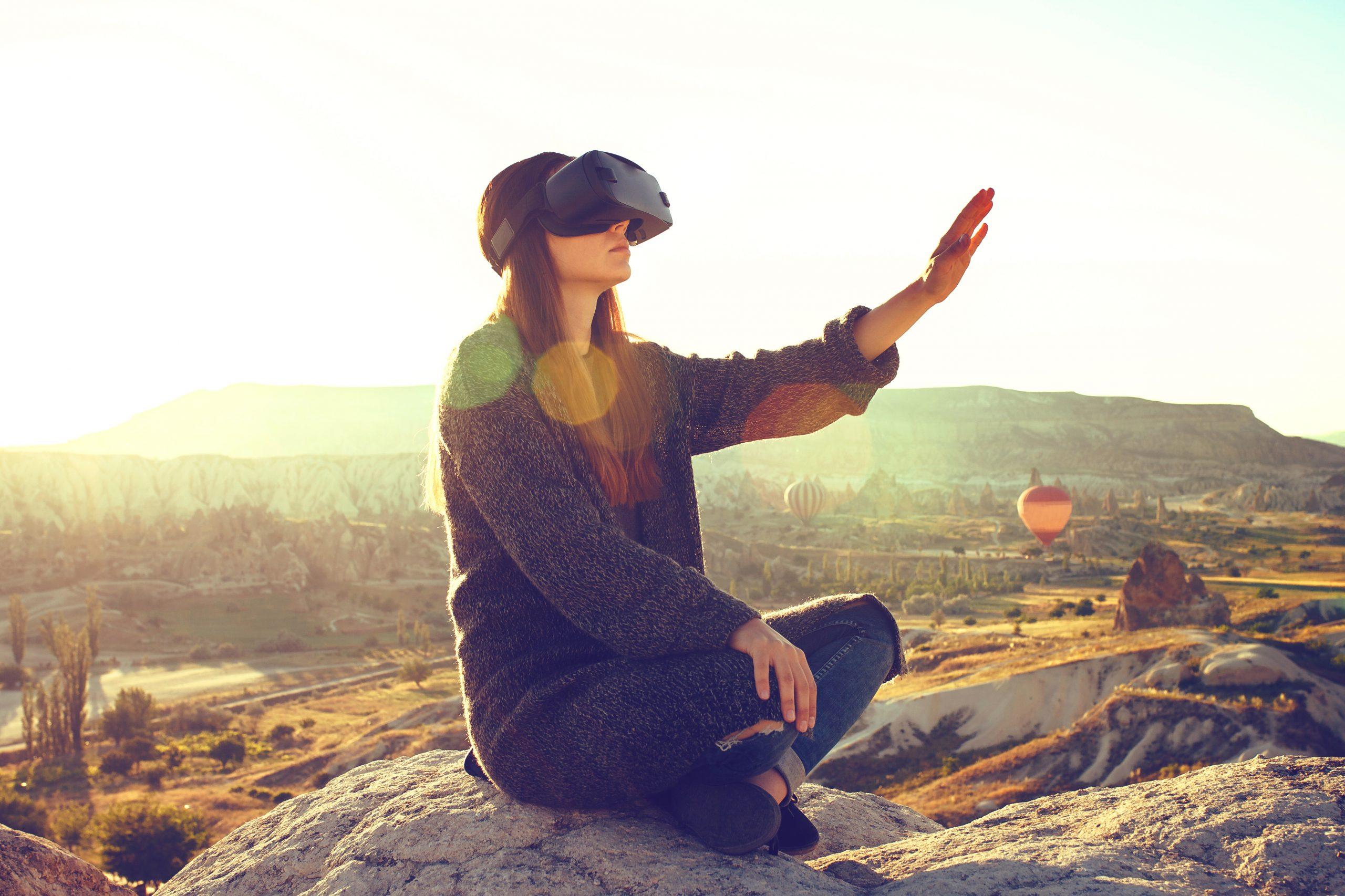 Virtuelle Reise